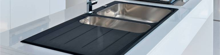 Top Kitchen Sinks Choosing a kitchen sink glass sink workwithnaturefo