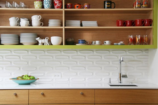 danish tile splashback