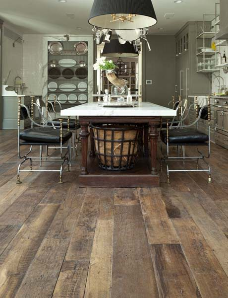 Perfect Kitchen Floors  Hardwood