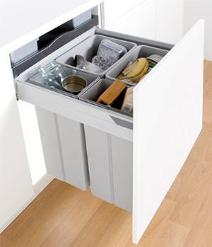 tidy bin kitchen