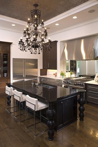 kitchen chandelier light