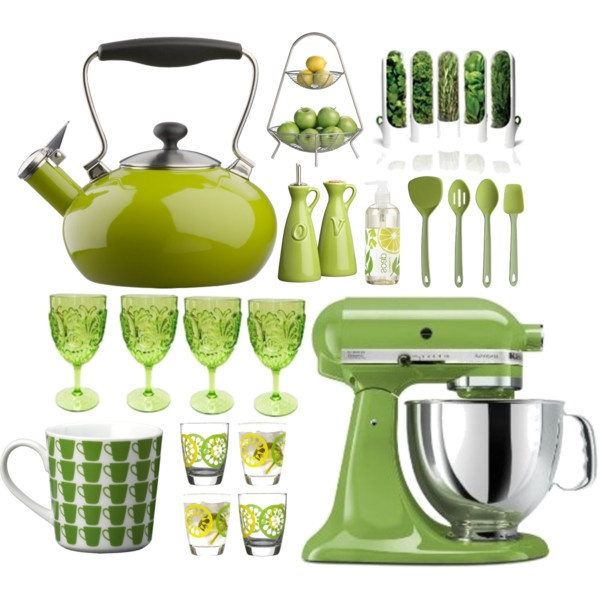 Kitchen Decor Accessories: Colourful Kitchen Accessories