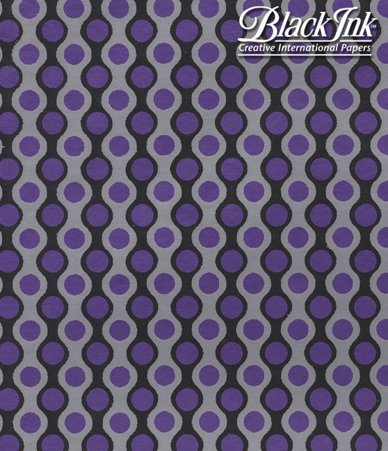 purple wall paper
