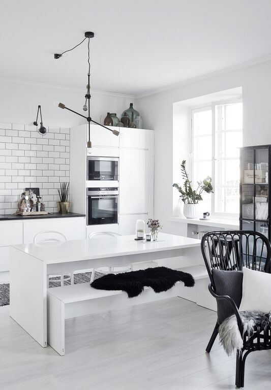 Scandinavian kitchens find your style here for Find your kitchen style