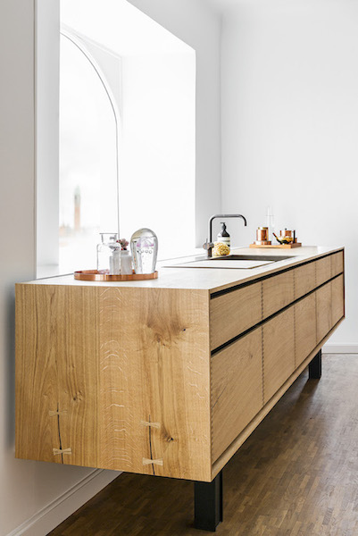 danish kitchen detail | GARDE HVALSØE