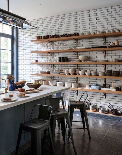 unique storage ideas: kitchen trend for 2016