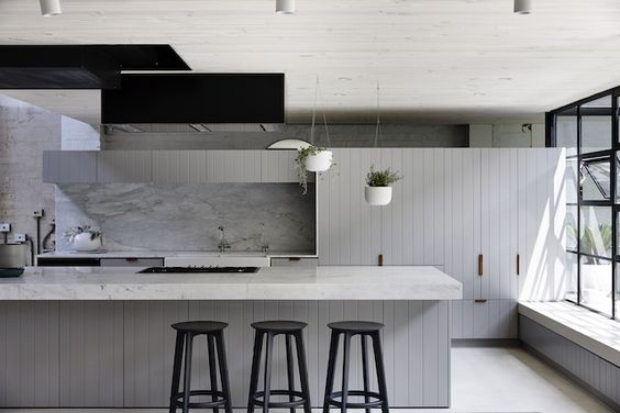 Industrial Farmstyle Kitchen Inspiration