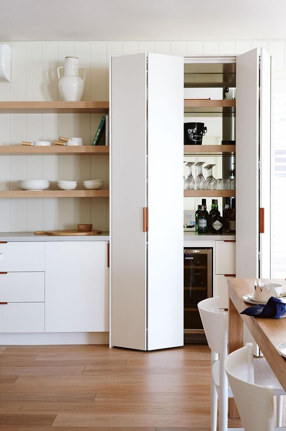 Pantry Design Idea S For Your New Kitchen