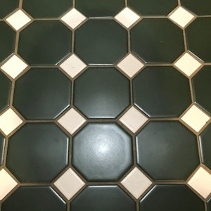 federation green tiles